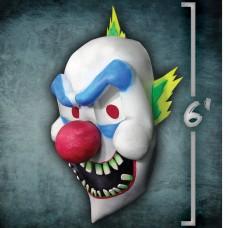 Giant Clown Head