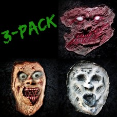 Flesh Face 3-Pack