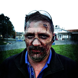Carwash Zombie