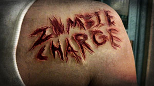 Zombie Charge promo makeup