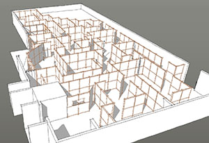 CT Dead-ical Center Haunted House Build Plans